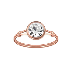 Wholesale Sterling Silver Handmade Solitaire Ring - JD3468