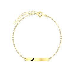 Wholesale Sterling Silver Bar Bracelet - JD5803