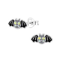 Wholesale Sterling Silver Bat Ear Studs - JD8292