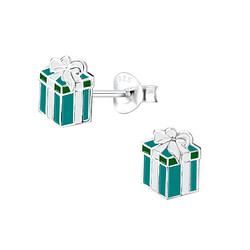 Wholesale Sterling Silver Gift Ear Studs - JD8418