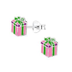 Wholesale Sterling Silver Gift Ear Studs - JD8419