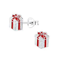 Wholesale Sterling Silver Gift Ear Studs - JD8417