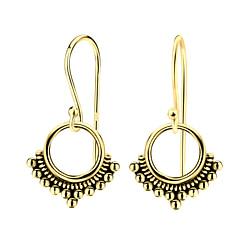 Wholesale Sterling Silver Ethnic Earrings - JD8474
