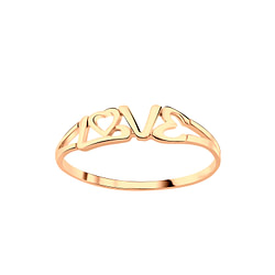 Wholesale Sterling Silver Love Ring - JD5620