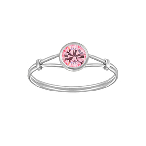 Wholesale Sterling Silver Handmade Solitaire Ring - JD3454